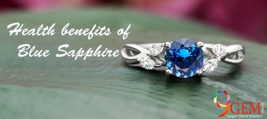 health benefits of blue sapphire