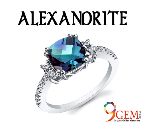 Alexandrite June Month Birthstone