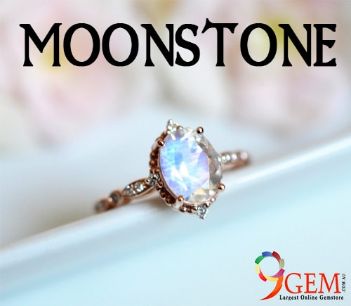 Moonstone June Month Birthstone